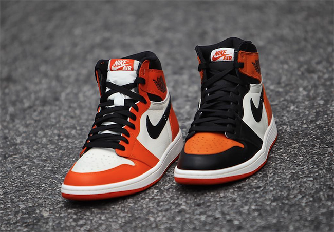 check out 1c0f2 8539b Air Jordan 1 High OG Reverse Shattered Backboard | SneakerFiles