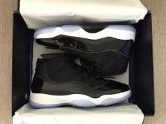 Air Jordan 11 Space Jam Packaging