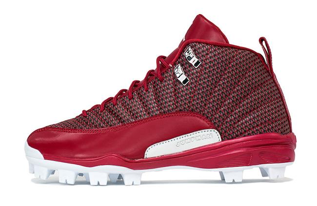 77a85d343c Air Jordan 12 Baseball Cleats Colorways