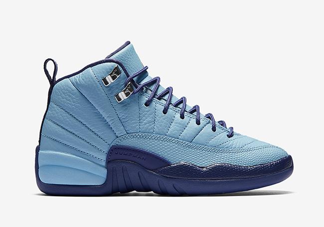Air Jordan 12 Gs Dark Purple Dust Release Date Sneakerfiles