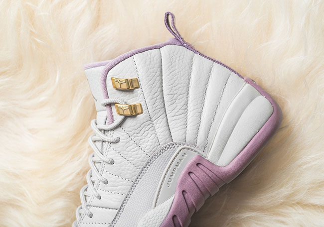 Air Jordan 12 Retro GS Heiress Plum