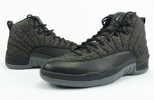 Air Jordan 12 Wool Review On Feet