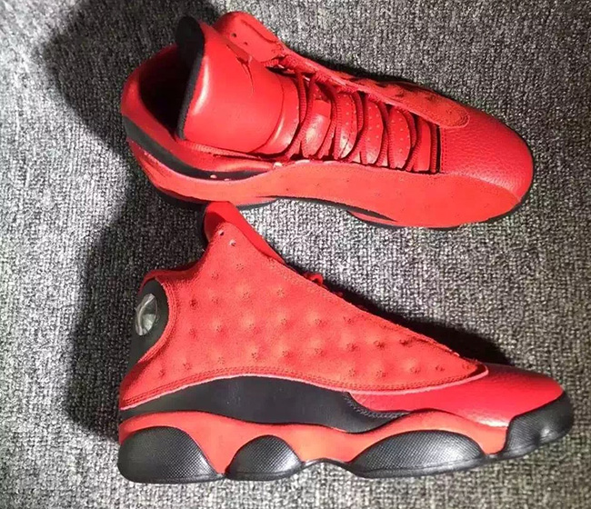 reputable site 2a8ef da7e7 Air Jordan 13 Chinese Singles Day
