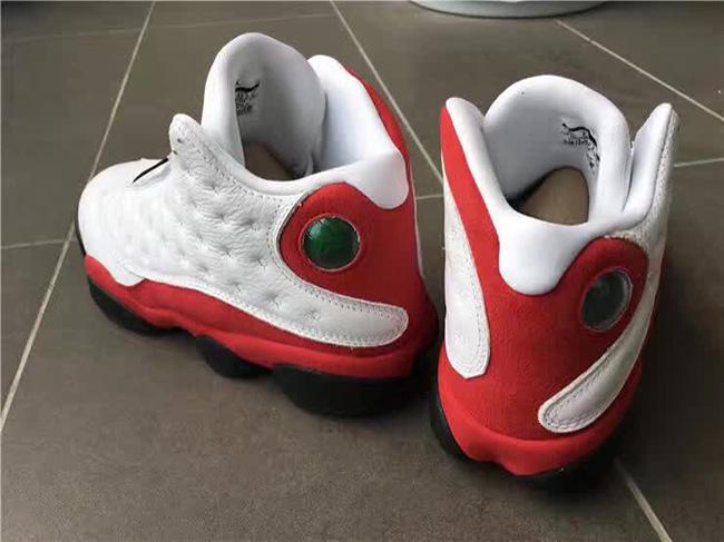 Air Jordan 13 Chicago White Red 2017 Release Info