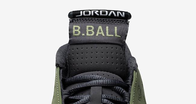 Air Jordan 14 Green Oregon Ducks