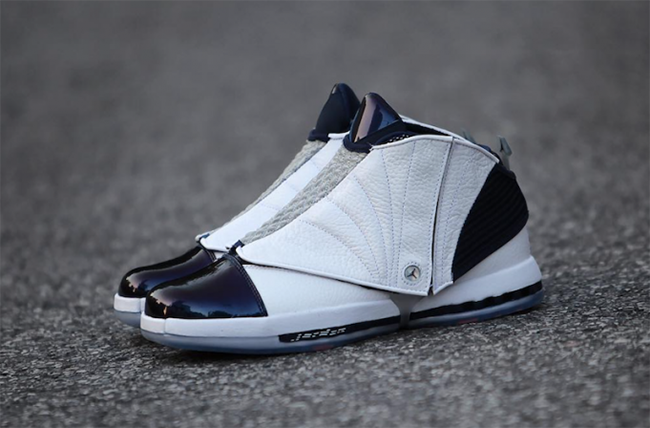 Air Jordan 16 Retro Midnight Navy Release Date