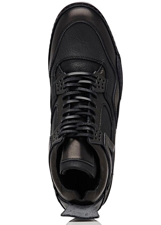 Air Jordan 4 Hender Scheme Triple Black