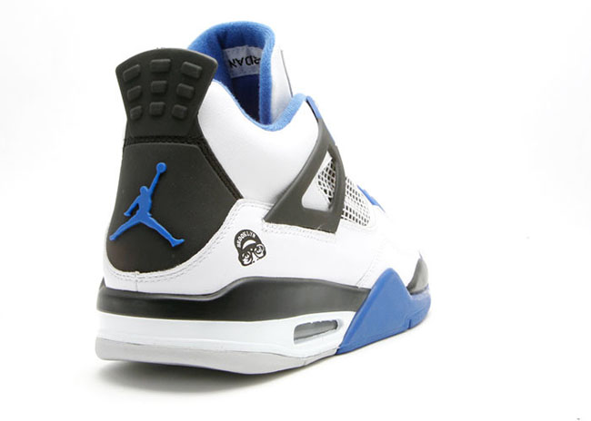 Air Jordan 4 Motorsport 2017 Retro Release Date