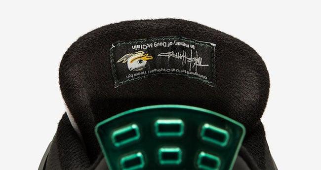 Air Jordan 4 Oregon Ducks