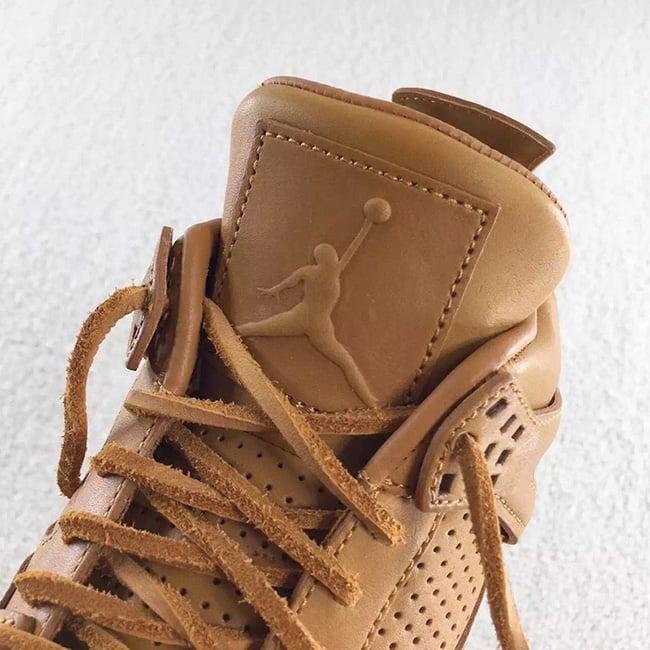 224abca539b8 Air Jordan 4 Premium Ginger Wheat Gum Yellow