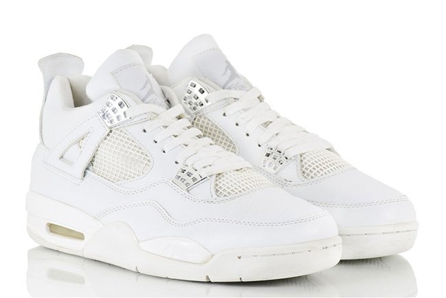 new style 5aaee 5ea69 Air Jordan 4 Pure Money 2017 Release Info 50%OFF ...