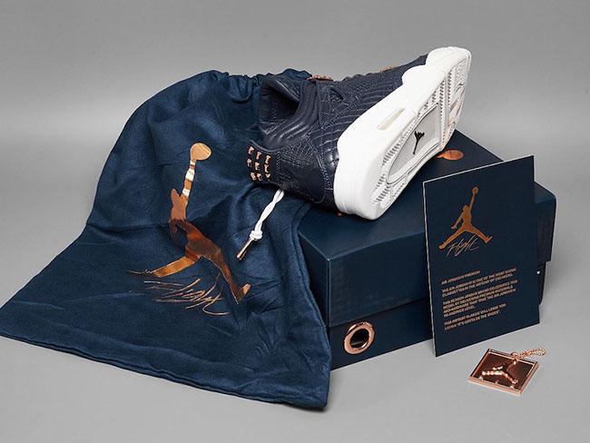 2f5b98c0cacaa7 70%OFF Air Jordan 4 Premium Obsidian Releases Tomorrow - s132716079 ...