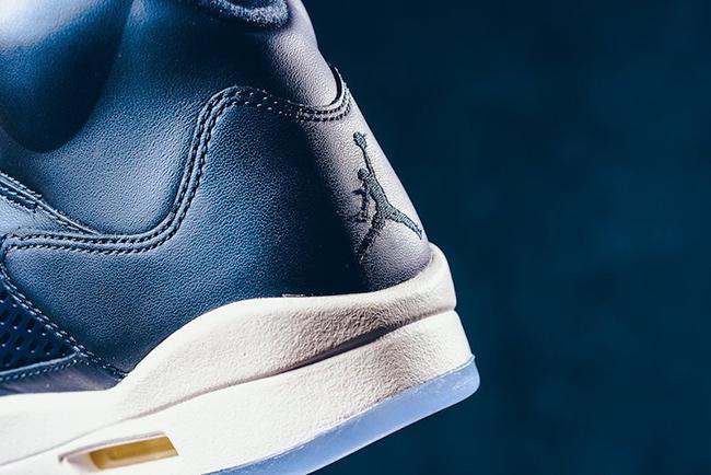 Air Jordan 5 Bronze Tongue