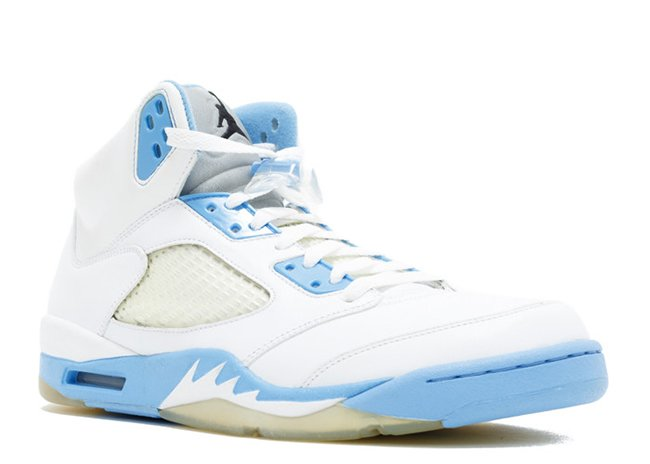 Air Jordan 5 Motorsports Sample