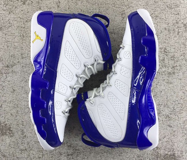 the latest ee8ed 0b208 ... Air Jordan 9 Kobe Bryant Release ...