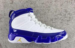 Air Jordan 9 Kobe Bryant Release