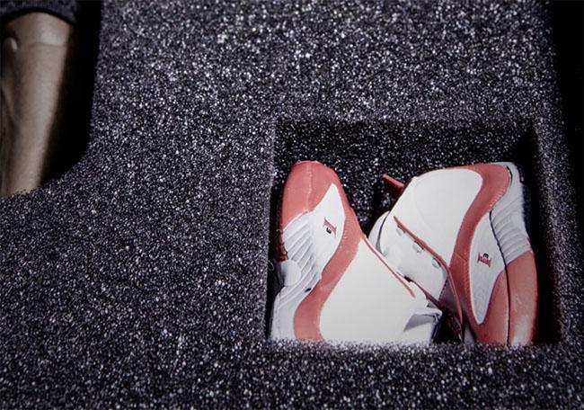 Allen Iverson Enterbay Mitchell Ness Figure