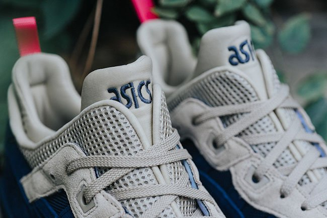 Asics Gel Lyte III Mid India Ink
