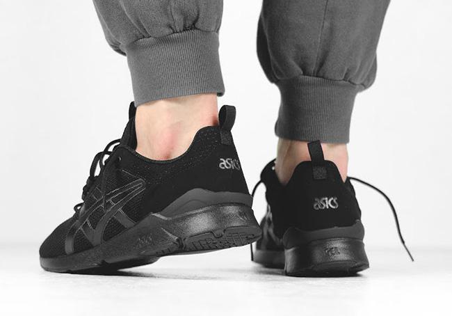 Asics Gel Lyte Runner Core Black