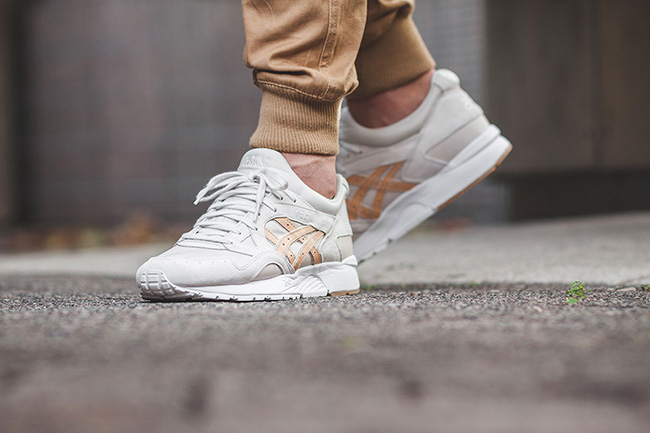asics gel lyte v planet pack beige