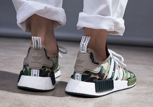 lodrwe Bape x adidas NMD R1 | SneakerFiles
