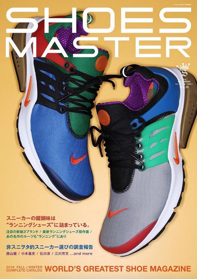Beams x Nike Air Presto
