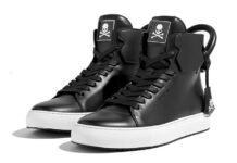 Buscemi x mastermind Japan 125MM High Top