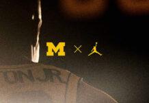 DJ Khaled Michigan Jordan Basketball Uniforms