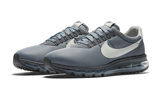 fragment x Nike Air Max LD-Zero Cool Grey