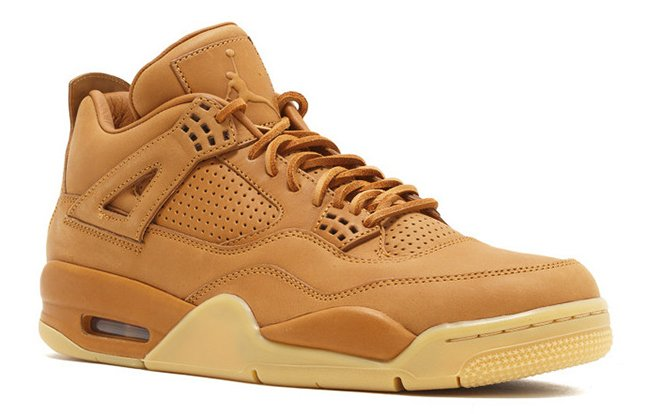 Ginger Air Jordan 4 Premium