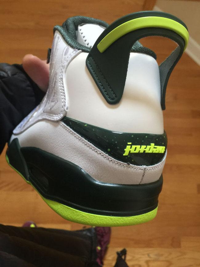 Jordan Dub Zero Volt Black White Grey 2016