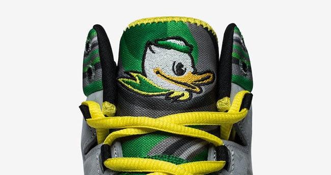 Jordan Melo M10 Oregon Ducks