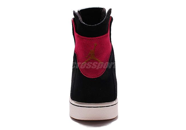 Jordan Westbrook 0.2 Banned Black Red