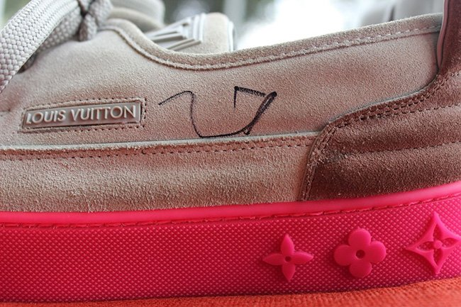 Kids Selling Signed Kanye West Louis Vuitton Hudson