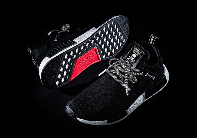 factory price d38a8 d9bb2 Mastermind adidas NMD XR1 | SneakerFiles