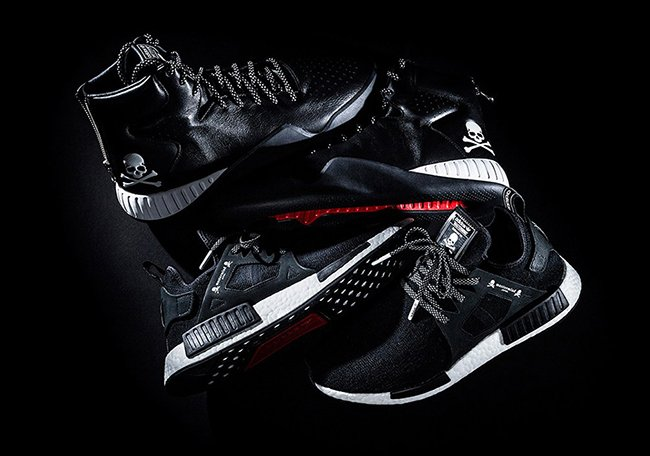 mastermind JAPAN adidas Originals NMD Tubular Instinct 2016 Collection