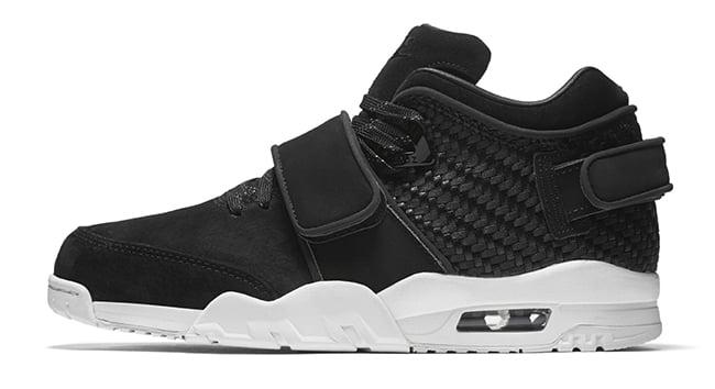 Nike Air Cruz Black White