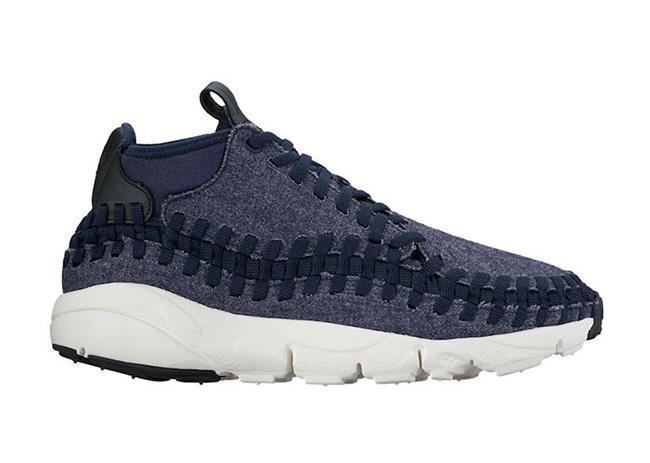 Nike Air Footscape Woven Chukka SE Denim