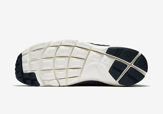 Nike Air Footscape Woven Chukka SE Wool Obsidian