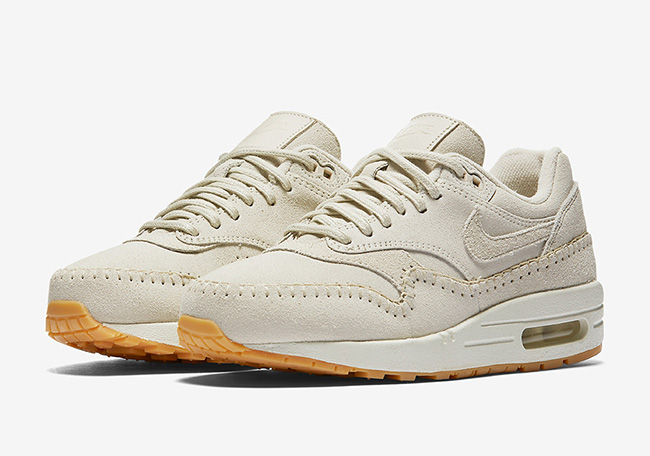 ef8cdaf39492a durable service Two New Nike Air Max 1 Premium Colorways for Fall 2016