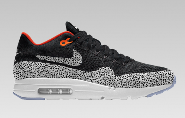 2f021a24bff5 Nike Air Max 1 Ultra Flyknit Safari