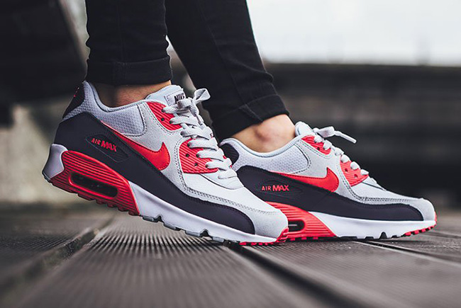 Nike Air Max 90 GS Ember Glow | SneakerFiles