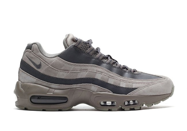 e47b66703e 60%OFF Upcoming Nike Air Max 95 Essential Fall 2016 Releases · Nike Air Max  95 Essential Colorway: Sail/Ember Glow-Phantom-Light Iron Ore