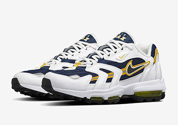 Nike Air Max 96 SE XX Goldenrod