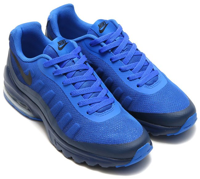 Nike Air Max Invigor Print Hyper Cobalt Midnight Navy