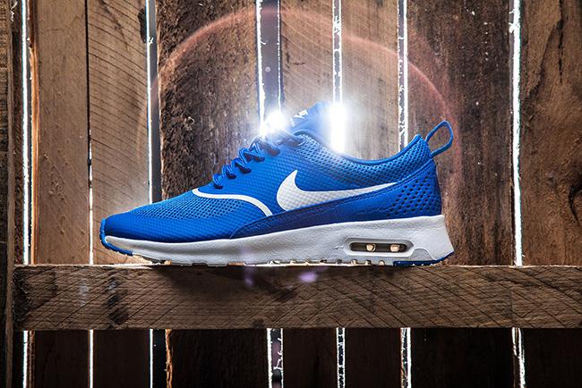 Nike Air Max Thea Blue Spark