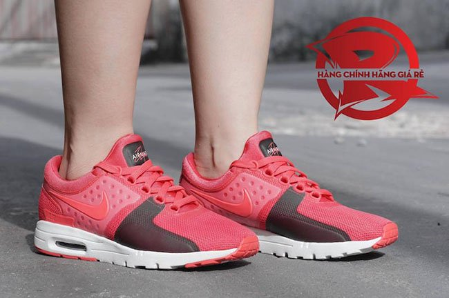Nike Air Max Zero Pink Dark Brown