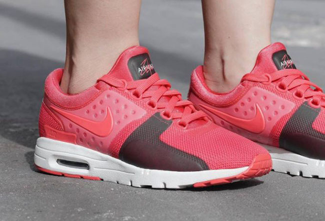 Nike Air Max Zero Pink Dark Brown  719dcbda52c0