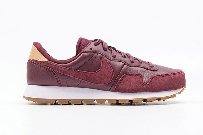 Nike Air Pegasus 83 Premium Night Maroon