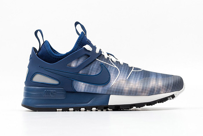 half off e6e8a 69392 Nike Air Pegasus 89 Tech PRT Blue White